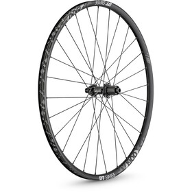 "DT Swiss X 1900 Spline Rear Wheel 29"" Alu CL 142/12mm TA Shimano DB 22,5mm, black/white"